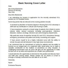 Cover Letter New Grad Nurse Best Nursing Cover Letter Images Cover Letter Ideas