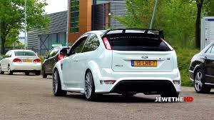 Focus Rs 2009 410hp Ford Focus Rs By Mosselman Acceleration Sounds 1080p Hd