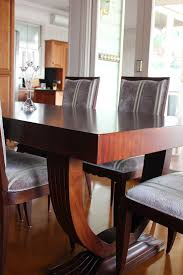 1940s Dining Room Furniture with Art Deco Dining Table Dining Room Traditional With 1940s Console