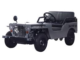 jeep honda pro ride on army jeep 125cc gas ride on semi auto 3 sped w