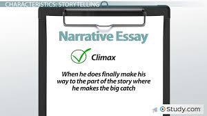 narrative essay definition examples u0026 characteristics video