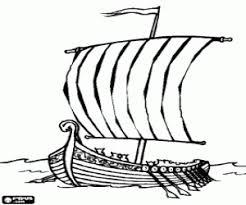 viking ship coloring page boats coloring pages boats coloring book boats printable color pages