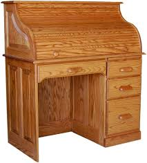 Glen Eagle Secretary Desk by Furniture Craftsman Desk And Rolltop Computer Desk