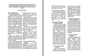 artikel format paper ilmiah contoh karya tulis ilmiah tentang sah sistem teknologi robotika