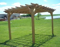 Easy Diy Pergola by Alan U0027s Factory Outlet Blog Of Storage Sheds Garages And Carports
