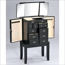 free standing jewellery armoire uk free standing jewelry armoire with mirror free standing jewelry
