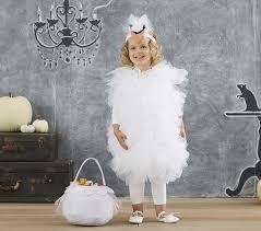 White Swan Halloween Costume Swan Costume Pottery Barn Kids