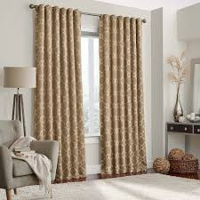 Eclipse Blackout Curtain Liner Cornell Thermalayer Blackout Window Curtain