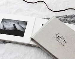 boudoir photo album boudoir album etsy