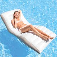 siege de piscine gonflable matelas gonflable de piscine