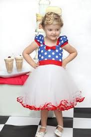 red minnie mouse dress tutu party dress in red polka dots with