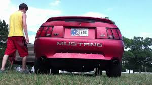 2000 ford mustang reviews 2000 ford mustang gt walk around start up and review