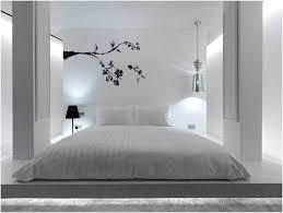 deco mural chambre decoration murale chambre adulte photo chambre adulte blanche deco