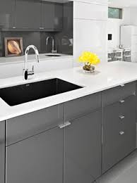 Kitchen Cabinet Doors Edmonton Slab Doors Vs Shaker Cabinet Doors Search Home Office