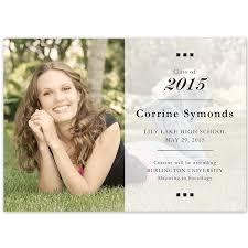 senior graduation invitations senior graduation announcement photo cards custom graduation