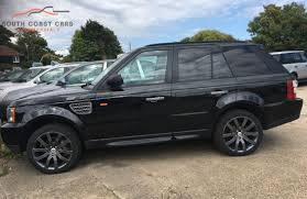 south coast cars and commercials land rover range rover sport u00272008