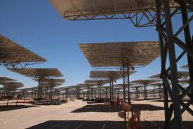 Seeking About Chile Concentrated Solar Power To Seek 800 Million To Restart