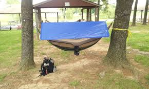 hammock setup trial 2 survivalist forum