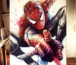spiderman painting ideas tags spider man painting games