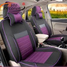tissu pour siege voiture autodecorun linge housse de siège en tissu pour vw eos accessoires