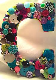 best 25 button letters ideas on pinterest button crafts crafts