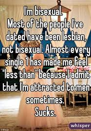 I M Not Short I M Concentrated Awesome Bisexual Women Reveal Frustrations Of Being Attracted To Men And