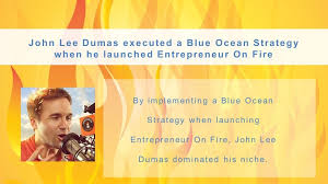podcast blue ocean strategy podcast hero podcasting and new