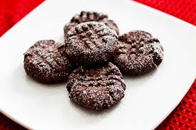 vegan chocolate almond cookie recipe