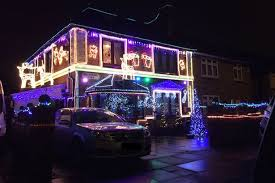 pictures of christmas lights on houses south liverpool christmas lights tour are these the merriest