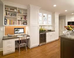 desk in kitchen ideas wall units amuzing built in desk ideas built in desk and