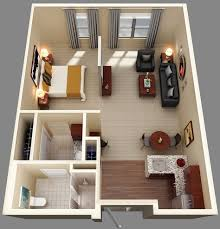 one bedroom suite floor plans elderly memory care chal