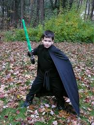 Luke Skywalker Halloween Costume 2009 November Catnip Coffee
