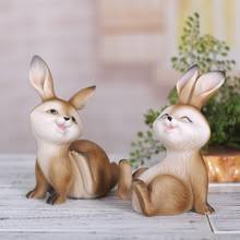 Rabbit Home Decor Compare Prices On Rabbit Crafts For Children Online Shopping Buy