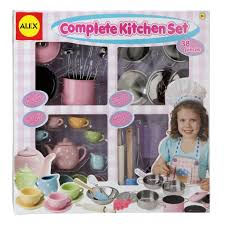 Kitchen Set Alex Toys Complete Kitchen Set Alexbrands Com