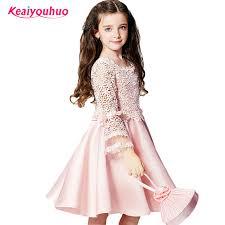 Wedding Dresses For Girls Aliexpress Com Buy High Quality Princess Dresses For Girls 2017
