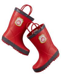 Firefighter Boots Store by Carter U0027s Fireman Rain Boots Carters Com