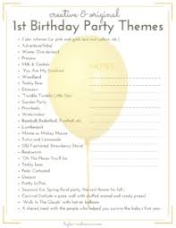 printable party planner checklist the ultimate first birthday party planning and gift guide