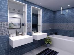 subway tile ideas bathroom fantastic blue bathroom tile colors room ideas details setting on