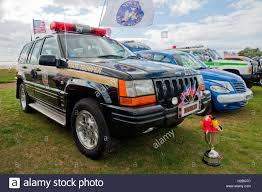 jeep police package a jeep grand cherokee modified to look like a new york state