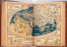 Map Room Treasures From The Map Room Bodleian Map Room Blog