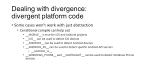 c everywhere building cross platform apps with xamarin gill ppt