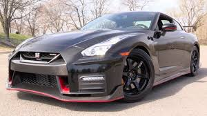 nissan altima coupe gtr front bumper 2017 nissan gt r nismo road test u0026 in depth review youtube
