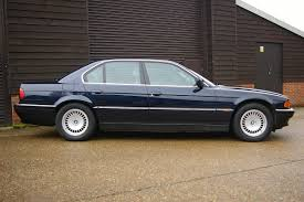 used bmw 7 series e38 740i saloon automatic seymour pope