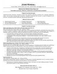 Pricing Analyst Resume Resume Analyst Resume