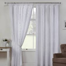 Cotton Gauze Curtains Lined Voile Curtains View Window Curtains Terrys Fabrics