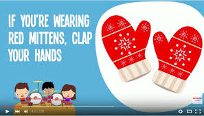 winter mittens song song lyrics for winter songs