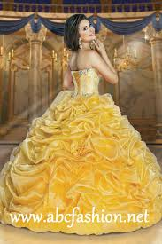 gold quince dresses disney royal quinceanera dress style 41076 abc fashion
