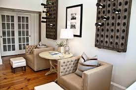 furniture linear chandelier with parson dining chairs and