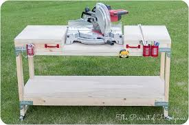 dreamitbuildit project diy miter saw stand diy done right