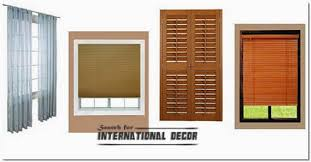 Windows Types Decorating Top Window Blind Types Great Blinds In Decor The Most Different Of